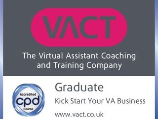 The Virtual Assistant Coaching and Training Company Official Logo